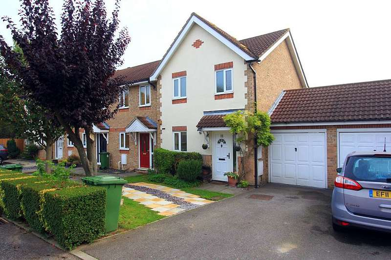 3 Bedrooms End Of Terrace House for sale in Shrewsbury Close, Langdon Hills, Basildon, Essex, SS16 6UB