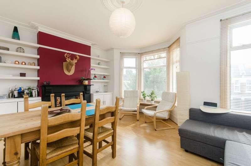 2 Bedrooms Flat for sale in Buchanan Gardens, Kensal Rise, NW10