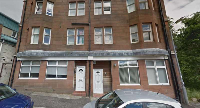 1 Bedroom Apartment Flat for sale in William Street, Paisley
