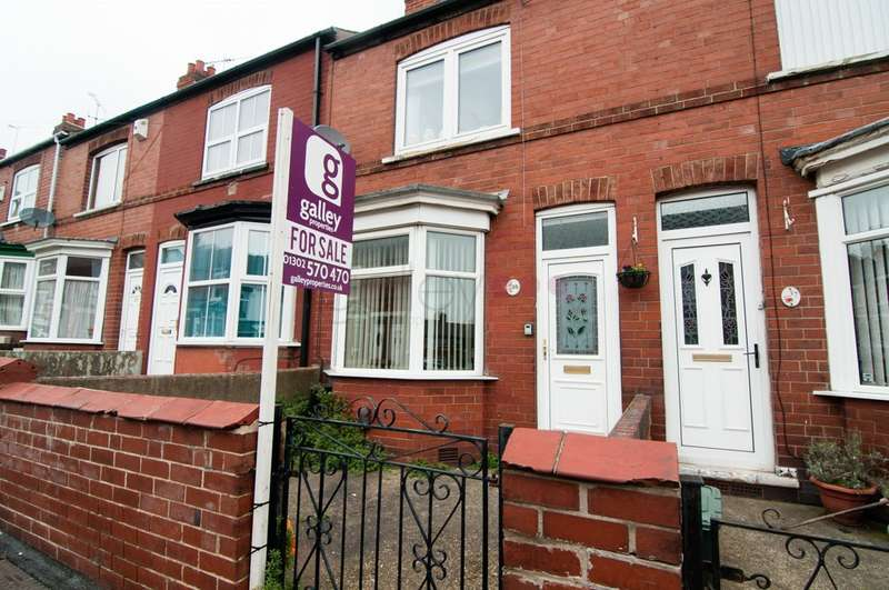 2 Bedrooms Terraced House for sale in Burton Avenue, Balby