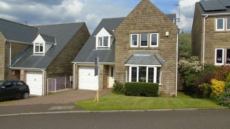 4 Bedrooms Detached House for sale in Rossendale View Lee Bottom Todmorden