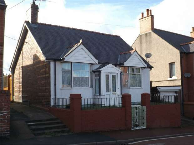 2 Bedrooms Detached Bungalow for sale in Vinegar Hill, Rhosllanerchrugog, Wrexham