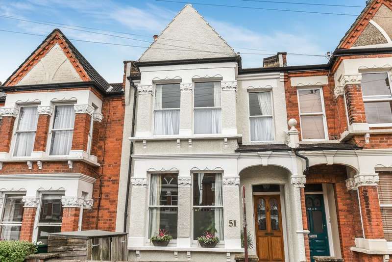 5 Bedrooms Terraced House for sale in Homecroft Road, Sydenham, SE26