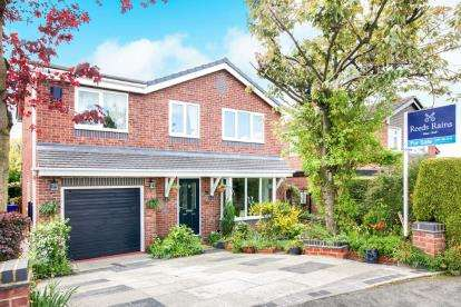 4 Bedrooms Detached House for sale in Hornsea Road, Offerton, Stockport, Cheshire