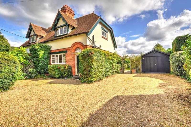3 Bedrooms Semi Detached House for rent in Medmenham, Marlow
