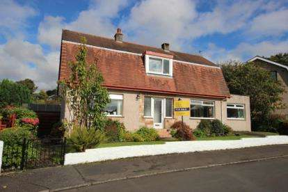 3 Bedrooms Detached House for sale in Scott Drive, Largs