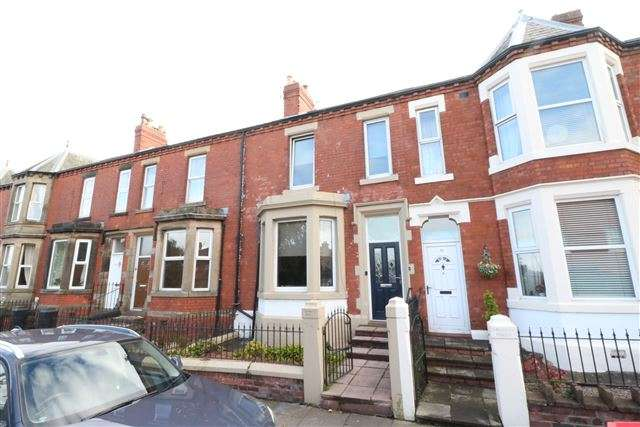 4 Bedrooms Terraced House for sale in Currock Road, Carlisle, Cumbria, CA2 4AS
