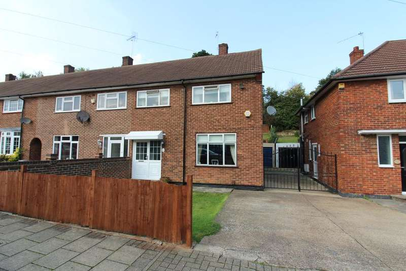 3 Bedrooms End Of Terrace House for sale in Amherst Drive, Orpington, Kent, BR5 2HJ