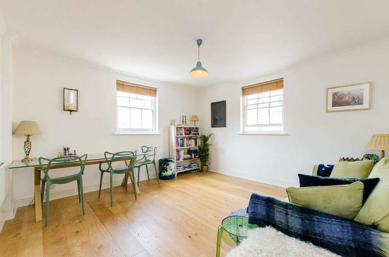 1 Bedroom Flat for sale in Kirkwall Place, Bethnal Green, E2