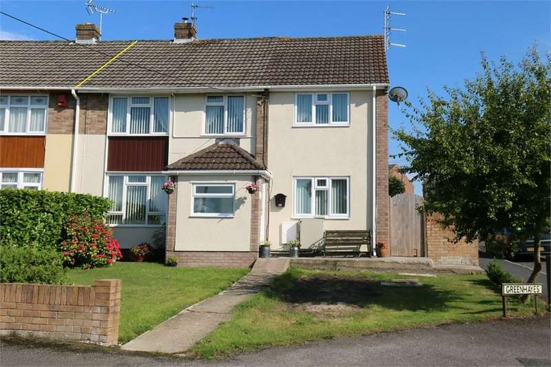4 Bedrooms Semi Detached House for sale in Cotswold Road, Chipping Sodbury, BS37
