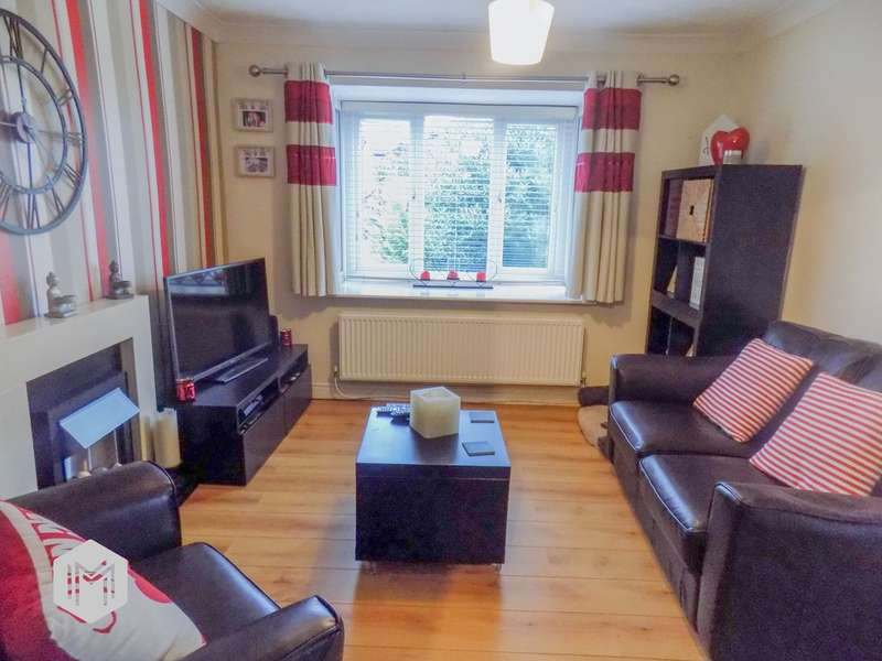 1 Bedroom Semi Detached Bungalow for sale in Wharfedale, Westhoughton, Bolton, BL5