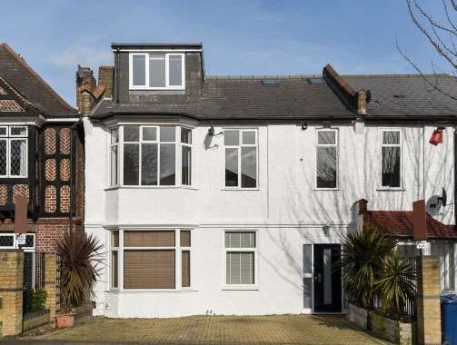 2 Bedrooms Flat for sale in Worbeck Road London SE20