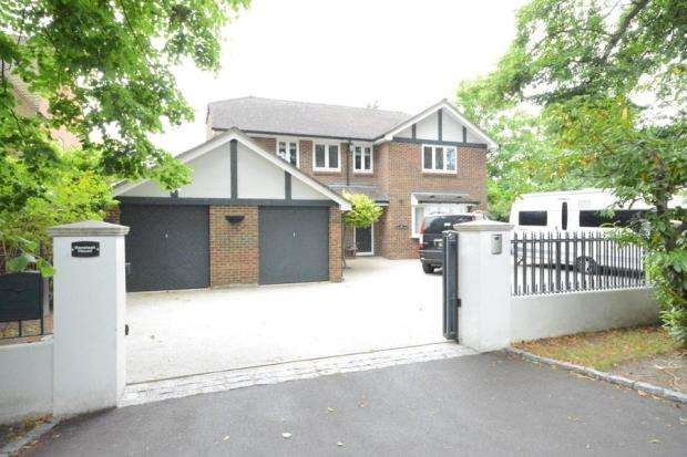 5 Bedrooms Detached House for sale in Ranelagh Drive, Bracknell, Berkshire