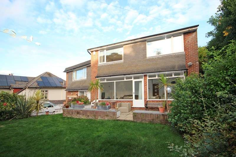4 Bedrooms Detached House for sale in Seafield Road, Southbourne, Bournemouth