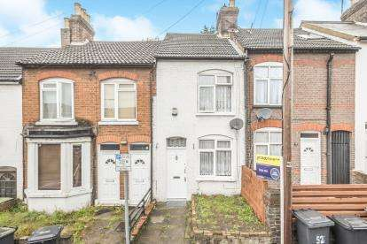 2 Bedrooms Terraced House for sale in Salisbury Road, Luton, Bedfordshire