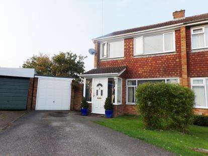 3 Bedrooms Semi Detached House for sale in Moorfield, Newton Longville, Milton Keynes