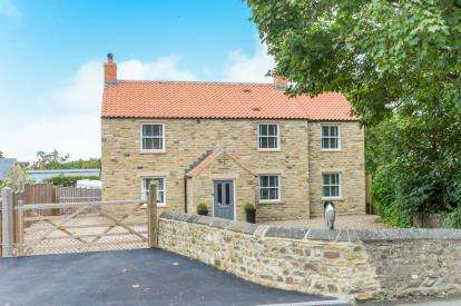 4 Bedrooms Detached House for sale in Bedale Road, Scotton, Catterick Garrison, North Yorkshire