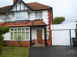 3 Bedrooms Semi Detached House for sale in Queenhill Road, Selsdon, South Croydon, Surrey