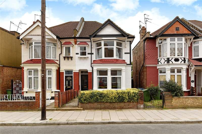 4 Bedrooms Semi Detached House for sale in Hamilton Road, Harrow, Middlesex, HA1