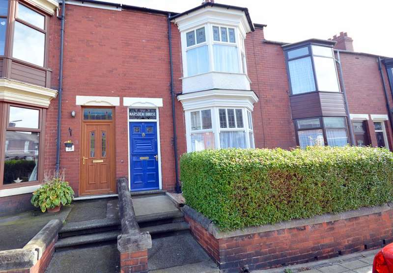 3 Bedrooms Terraced House for sale in Byerley Road, Shildon, DL4 1HU