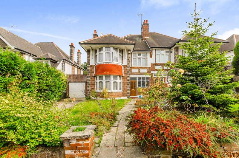 4 Bedrooms House for sale in Beech Drive, Muswell Hill, N2