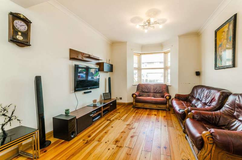 3 Bedrooms Terraced House for sale in Dames Road, Forest Gate, E7