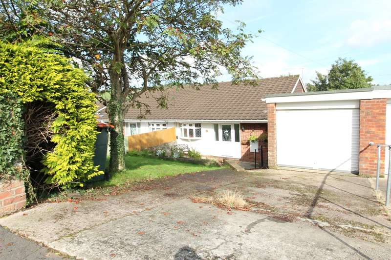 4 Bedrooms Semi Detached House for sale in The Moorings, Newport, NP19