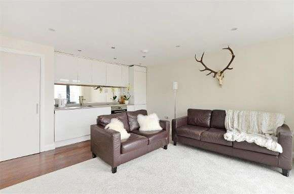2 Bedrooms Flat for sale in Trafalgar Street, Sheffield