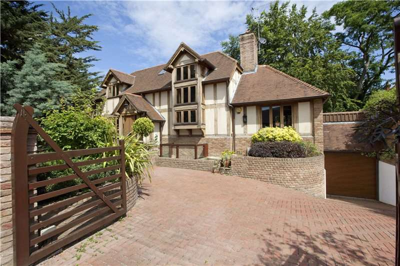 5 Bedrooms Detached House for sale in Altwood Close, Maidenhead, Berkshire, SL6