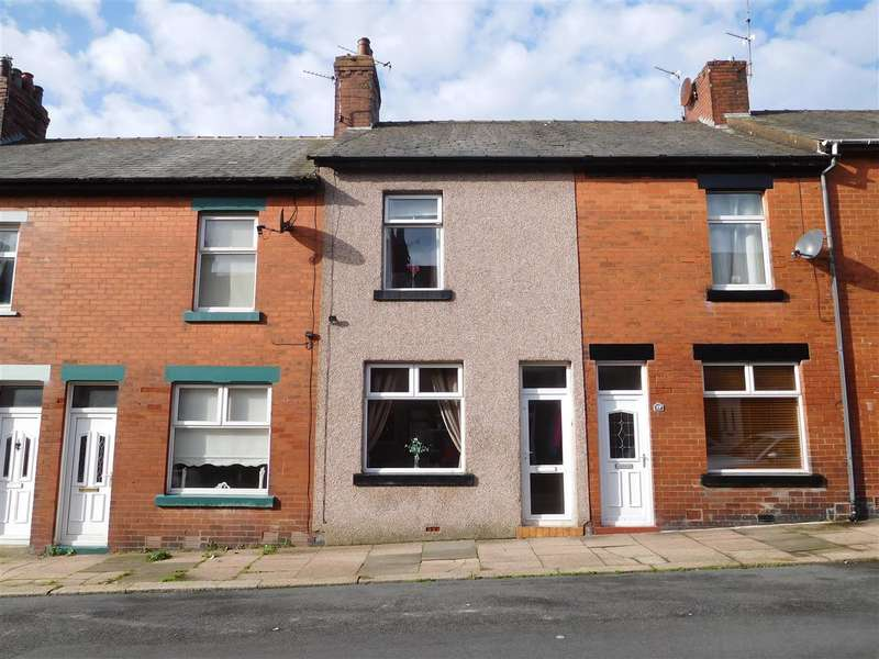 2 Bedrooms Terraced House for sale in Queen Street, BARROW-IN-FURNESS