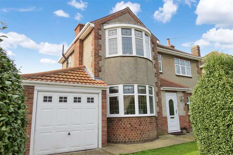 3 Bedrooms Detached House for sale in Ashfield Road, Sleaford