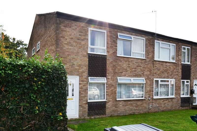 2 Bedrooms Maisonette Flat for sale in Luther Close, Edgware