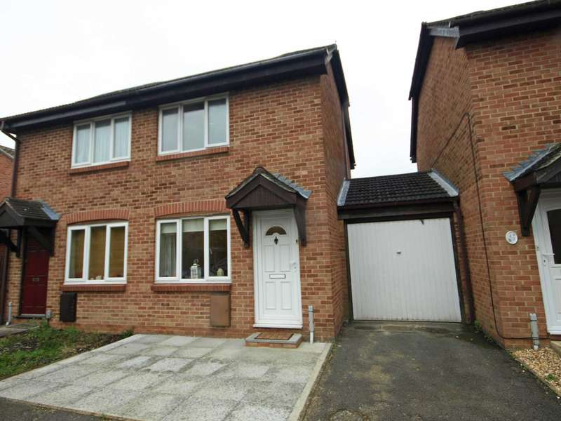 2 Bedrooms Semi Detached House for sale in Roman Way, Bicester