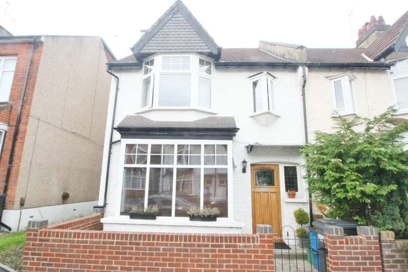 4 Bedrooms End Of Terrace House for sale in PURLEY