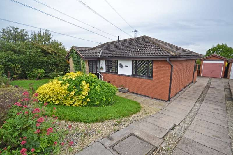 3 Bedrooms Detached Bungalow for sale in Meadow Croft, Outwood, Wakefield