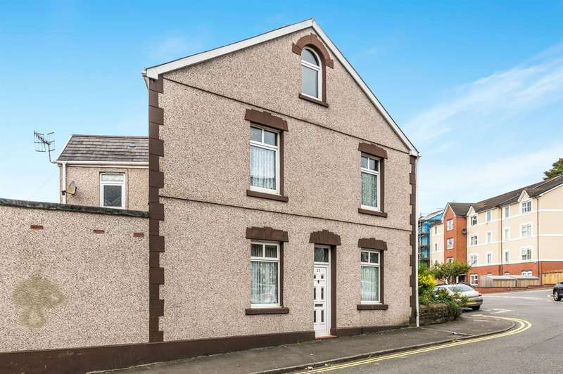 2 Bedrooms Terraced House for sale in Hanover Street, Swansea