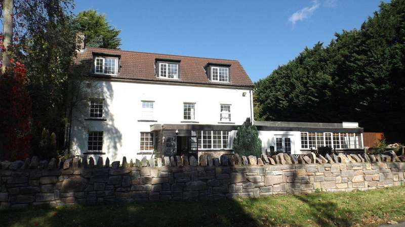 5 Bedrooms Detached House for sale in Travellers Rest, Stowe Green, Clearwell, Gloucestershire