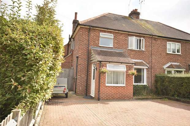 4 Bedrooms Semi Detached House for sale in 7 Rye Lane, Otford, Sevenoaks, Kent