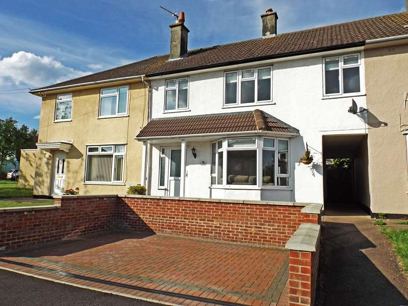 4 Bedrooms Terraced House for sale in Freshfields, Newmarket, Suffolk, CB8
