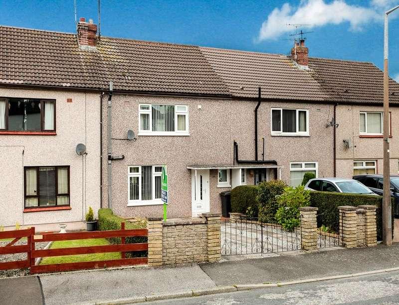 3 Bedrooms Property for sale in Rosevale Road, Dumfries, DG1