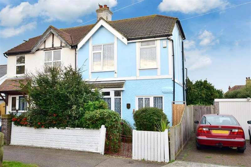 3 Bedrooms Semi Detached House for sale in Ivanhoe Road, , Herne Bay, Kent