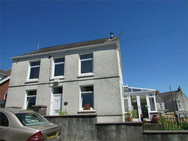 4 Bedrooms Detached House for sale in Smithfield Road, Pontardawe, Swansea, West Glamorgan