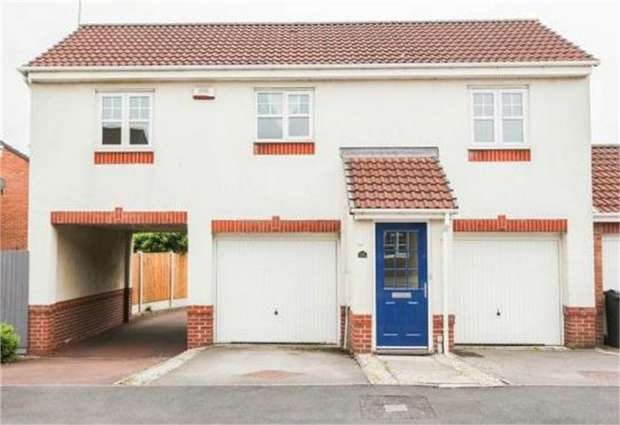 2 Bedrooms Flat for sale in Townsgate Way, Irlam, Manchester