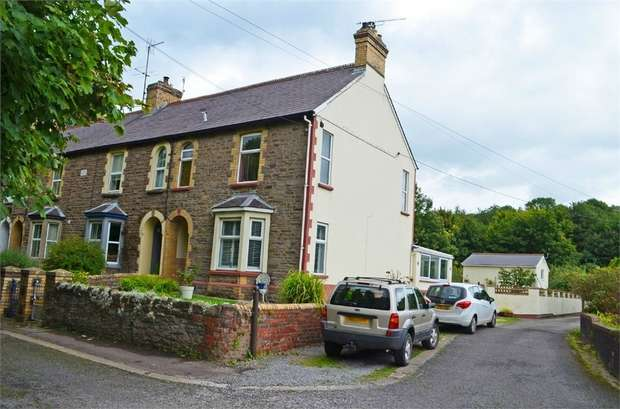 3 Bedrooms End Of Terrace House for sale in Raglan Terrace, Abergavenny, Monmouthshire