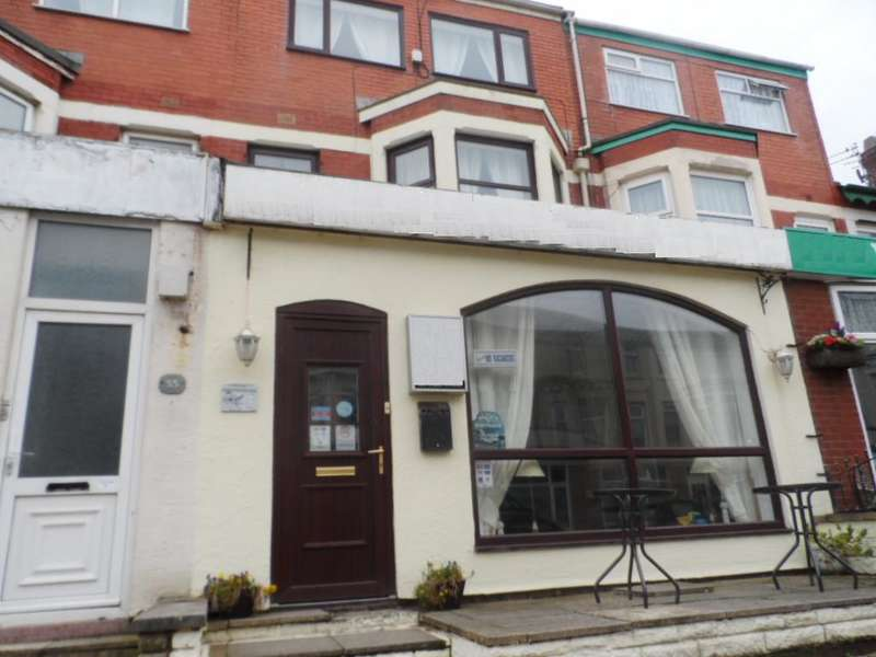 8 Bedrooms Hotel Commercial for sale in St Chads Road, BLACKPOOL, FY1 6BP