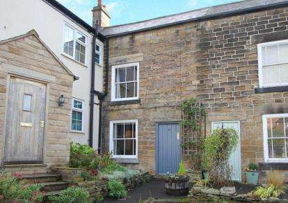 2 Bedrooms Terraced House for sale in Church Street North, Old Whittington, Chesterfield, Derbyshire
