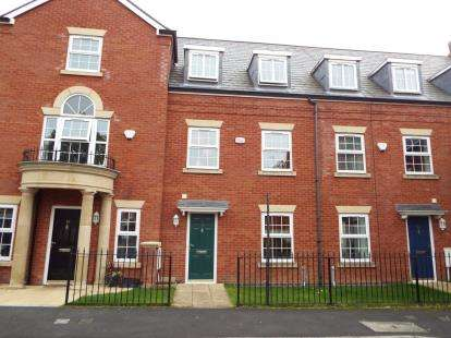 4 Bedrooms Terraced House for sale in Kings Park, Leigh, Greater Manchester