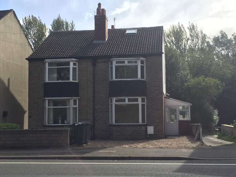 3 Bedrooms Semi Detached House for sale in Leeds Rd, Huddersfield