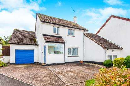 4 Bedrooms Link Detached House for sale in Exmouth, Devon, .