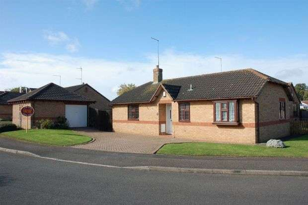2 Bedrooms Detached Bungalow for sale in South Court, Moulton, Northampton NN3 7BB